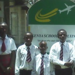 Our Young Aviators @ Flight school